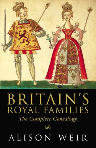 9780712642866: Britain's Royal Families: The Complete Genealogy