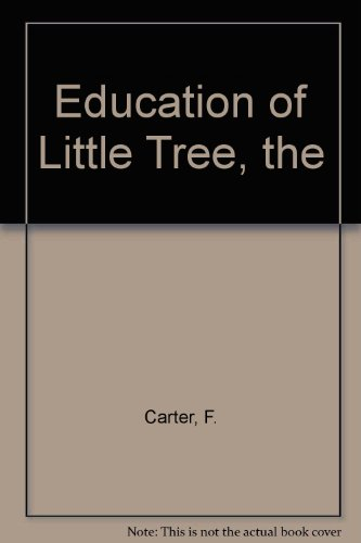9780712644792: The Education of Little Tree