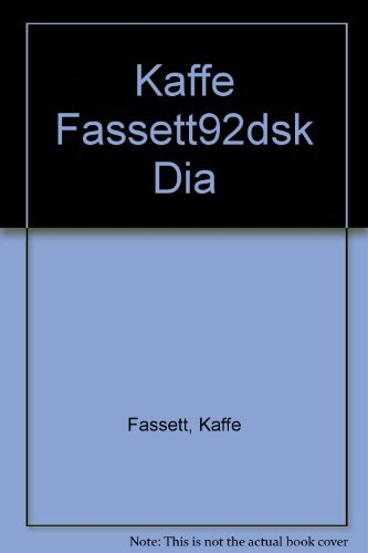 9780712645232: Kaffe Fassett92dsk Dia