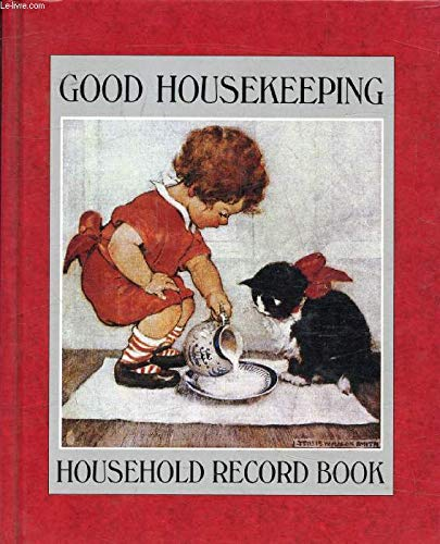 Household Record Book: Jessie Willcox Smith