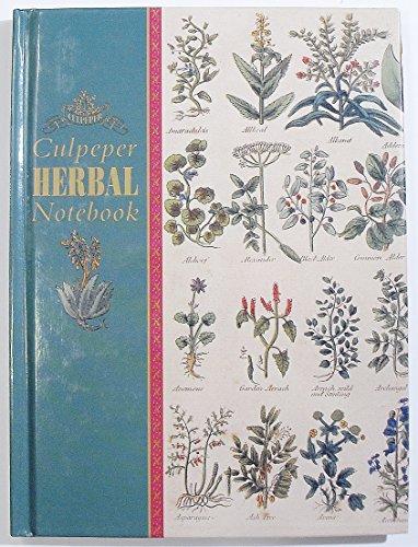 9780712645669: Culpeper Herbal Notebook