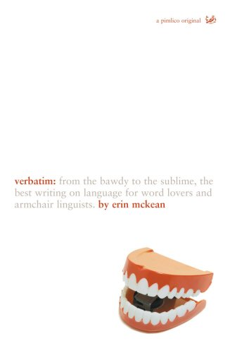 Verbatim (0712645977) by Erin (edit). McKean