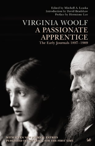 9780712646000: A Passionate Apprentice: The Early Journals 1897-1909