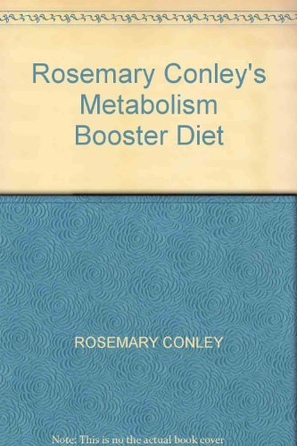 9780712646079: Rosemary Conley's Metabolism Booster Diet