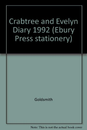 9780712646574: Crabtree and Evelyn Diary 1992