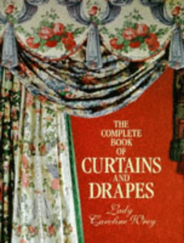 9780712646970: The Complete Book of Curtains and Drapes