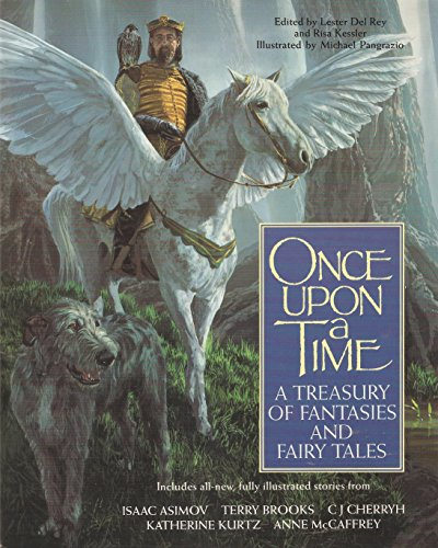 9780712649933: Once Upon A Time: A Treasury of Modern Fairy Tales