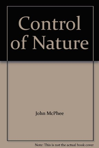 9780712650304: The Control of Nature