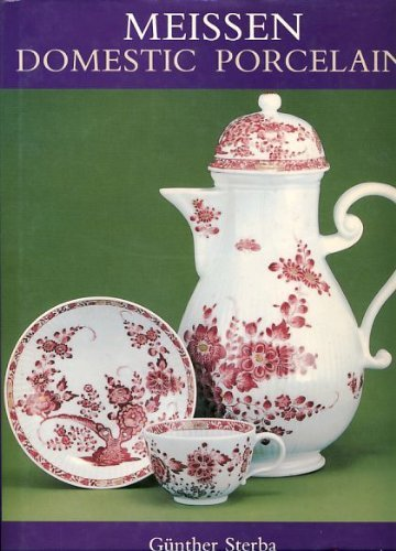 Meissen Domestic Porcelain: Gunther Sterba