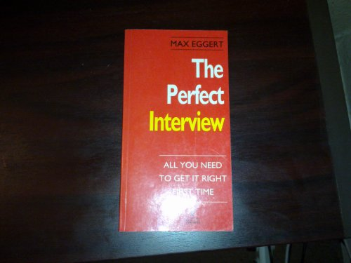 9780712650731: THE PERFECT INTERVIEW