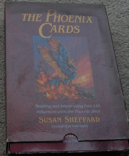 9780712651318: The Phoenix Cards: Reading and Interpreting Past-Life Influences with the Phoenix Deck
