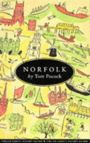 9780712651547: Norfolk (Pimlico County History Guides)
