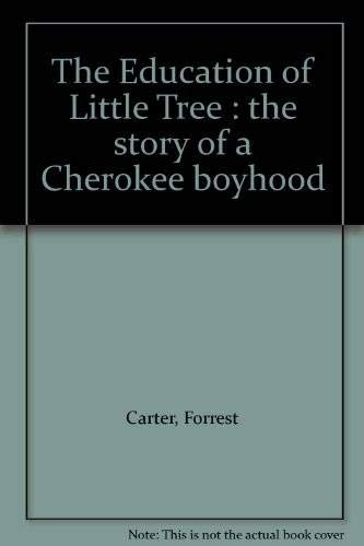 9780712651820: The Education of Little Tree