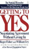 Getting to Yes (revised new edition) (9780712653220) by Roger Fisher; William Ury