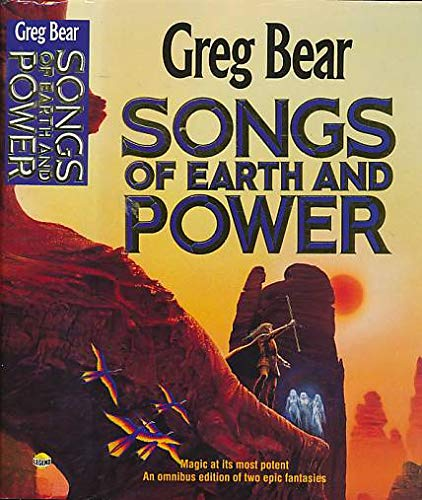 Songs of Earth and Power: 'Infinity Concerto' and 'Serpent Mage' (Legend Books) (9780712653268) by Greg Bear