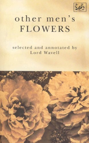 9780712653428: Other men's flowers: an anthology of poetry