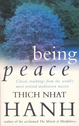 9780712654128: Being Peace: Classic teachings from the world's most revered meditation master