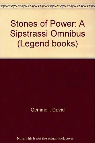 9780712654418: Stones of Power: A Sipstrassi Omnibus (Legend books)