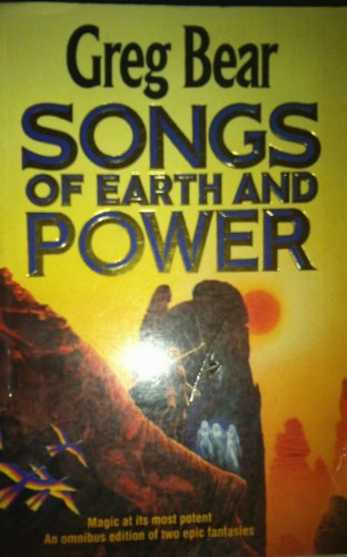 "9780712654944: Songs Of Earth And Power: ""Infinity Concerto"" and ""Serpent Mage"" (Legend books)"
