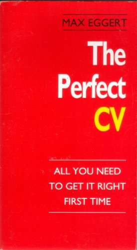 9780712655460: Perfect CV (The Perfect Series)