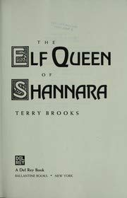 9780712655552: The Elf Queen Of Shannara