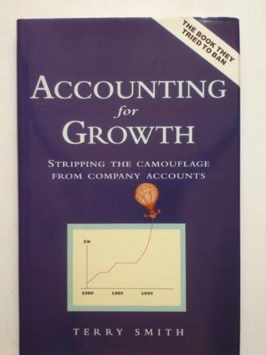 9780712657648: Accounting For Growth: Stripping the Camouflage From Company Accounts