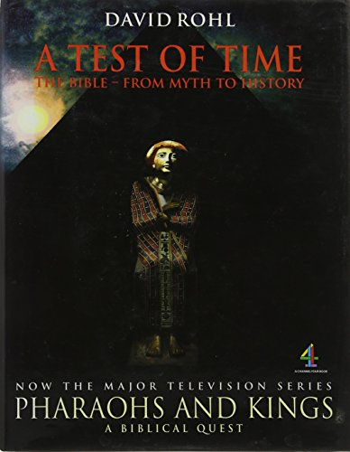 9780712659130: A Test of Time: The Bible - From Myth to History v. 1