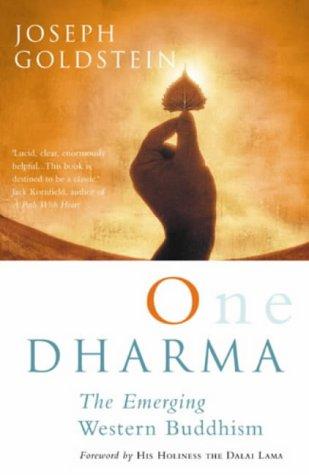 9780712659451: One Dharma: The Emerging Western Buddhism