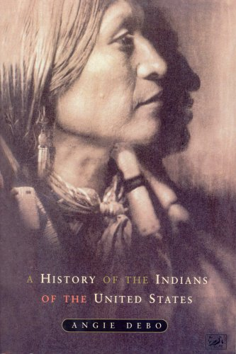 9780712659796: A History Of The Indians Of The United States
