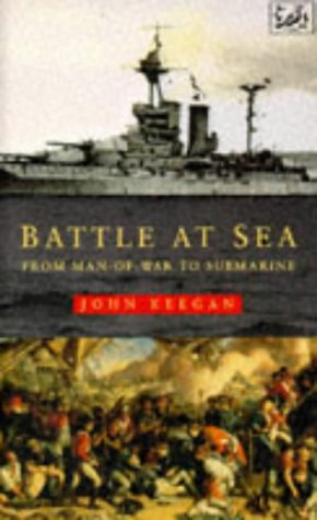 9780712659918: Battle at Sea: From Man-of-war to Submarine