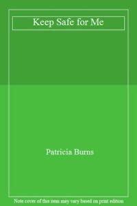 9780712660488: Keep Safe for Me