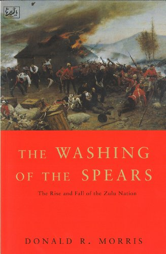 Washing of the Spears 9780712661058 In 1879, armed only with their spears, their rawhide shields, and their incredible courage, the Zulus challenged the might of Victorian