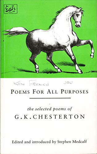 9780712661522: Poems for All Purposes