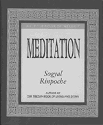 9780712662611: Meditation: A Little Book of Wisdom