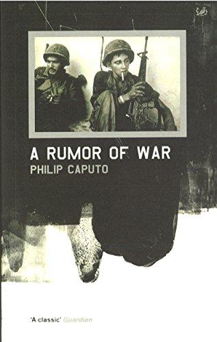 9780712664455: A Rumor Of War
