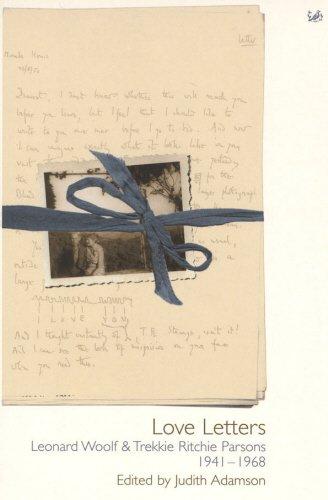 9780712664738: Love Letters: Leonard Woolf & Trekkie Ritchie Parsons 1941-1968