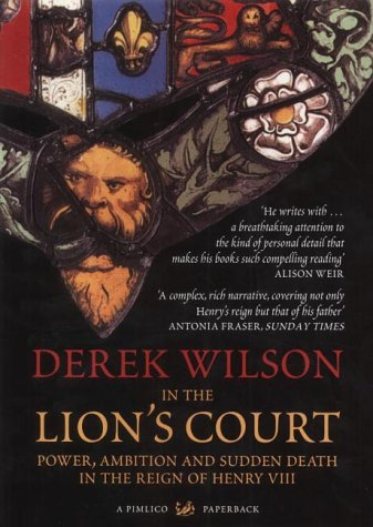9780712665292: In The Lion's Court