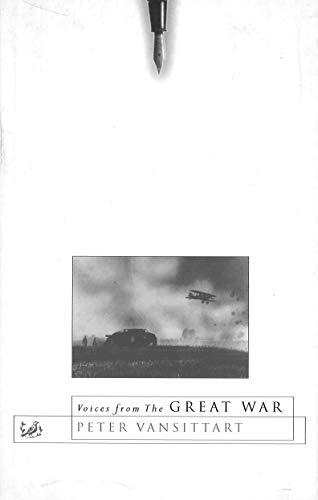 9780712665438: Voices from the Great War