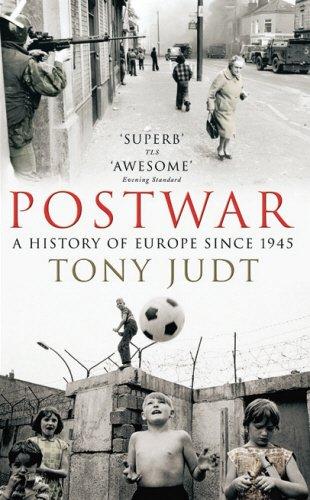 9780712665643: Postwar: A History of Europe Since 1945