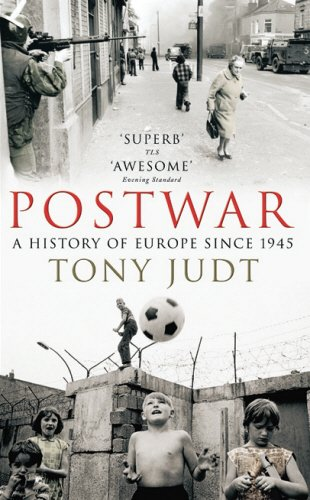 9780712665643: Postwar: A History of Europe Since 1945
