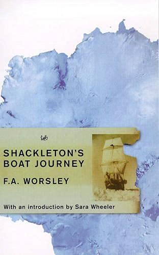 9780712665742: Shackleton's Boat Journey
