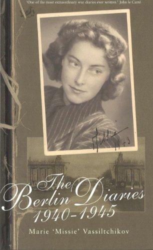 9780712665803: The Berlin Diaries 1940-45