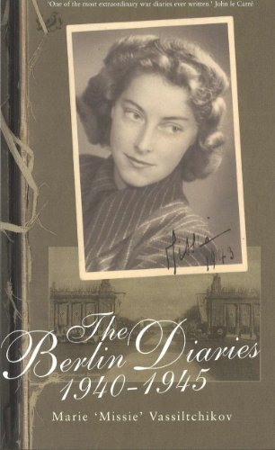 9780712665803: The Berlin Diaries, 1940-45