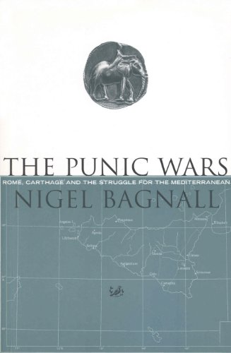9780712666084: The Punic Wars: Rome, Carthage and the Struggle for the Mediterranean