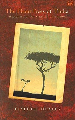 9780712666138: Flame Trees of Thika