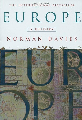 9780712666336: Europe - A History