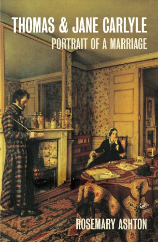 9780712666343: Thomas & Jane Carlyle: Portrait of a Marriage