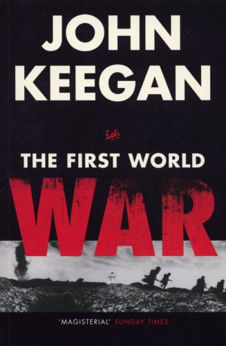 john keegan the first world war pdf