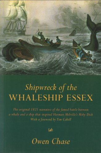"9780712667418: Shipwreck of the Whaleship ""Essex"""