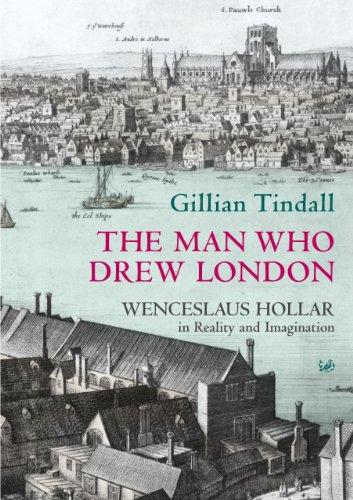 The man who drew London: Wenceslaus Hollar